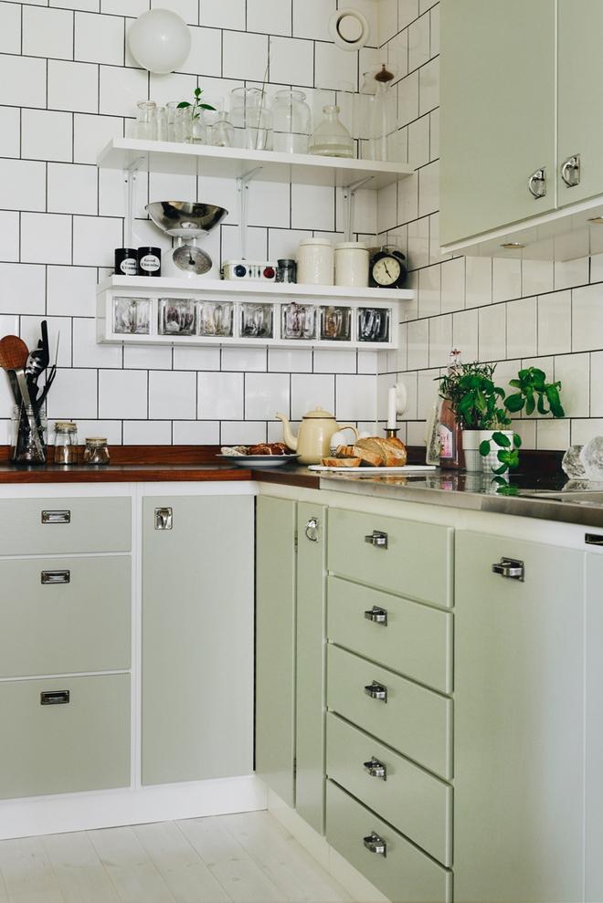 Muốn căn bếp gia đình thật xinh thì nhất định không được đặt linh tinh mọi thứ - Ảnh 12.