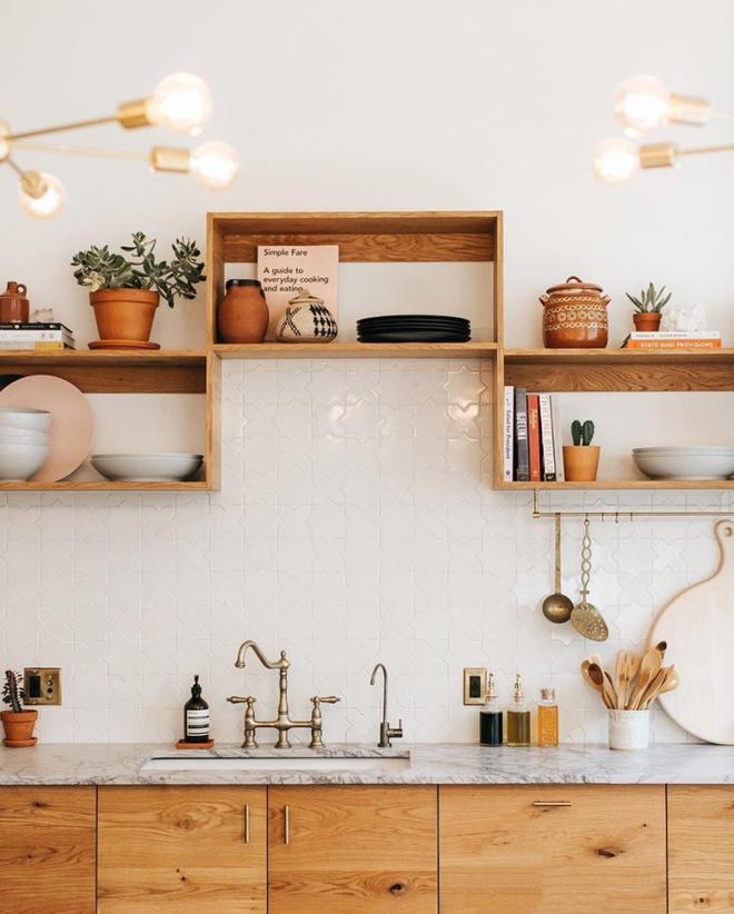 Muốn căn bếp gia đình thật xinh thì nhất định không được đặt linh tinh mọi thứ - Ảnh 13.