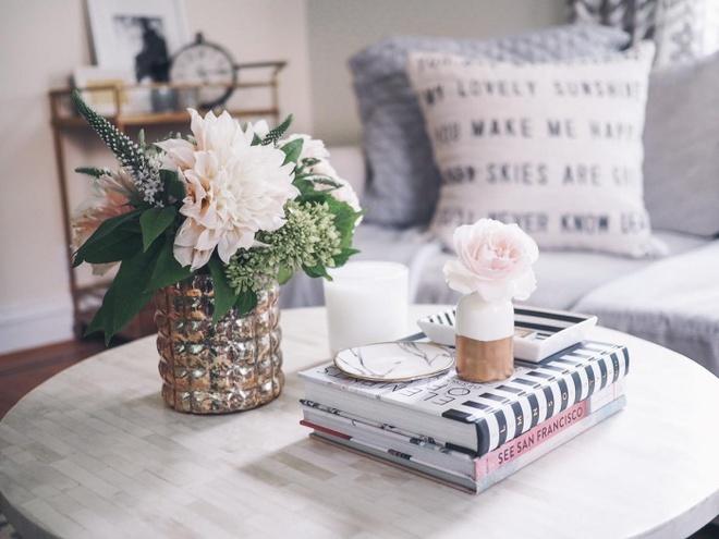 Những kiểu bàn cà phê lạ mắt điểm tô nét độc đáo cho phòng khách - Ảnh 5.