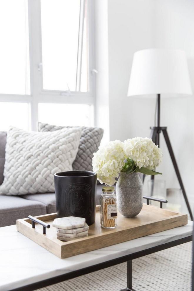 Những kiểu bàn cà phê lạ mắt điểm tô nét độc đáo cho phòng khách - Ảnh 6.