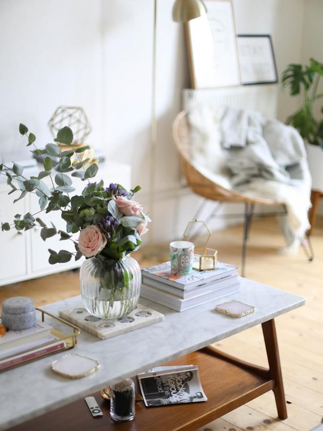 Những kiểu bàn cà phê lạ mắt điểm tô nét độc đáo cho phòng khách - Ảnh 8.