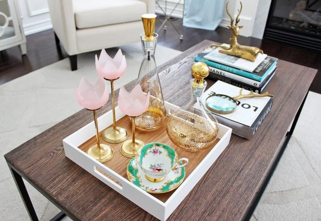 Những kiểu bàn cà phê lạ mắt điểm tô nét độc đáo cho phòng khách - Ảnh 9.
