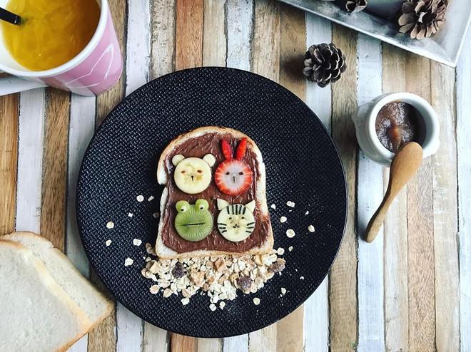 Mẹ Việt ở Pháp trang trí bữa ăn cho con chẳng khác gì những tác phẩm nghệ thuật đỉnh cao - Ảnh 15.