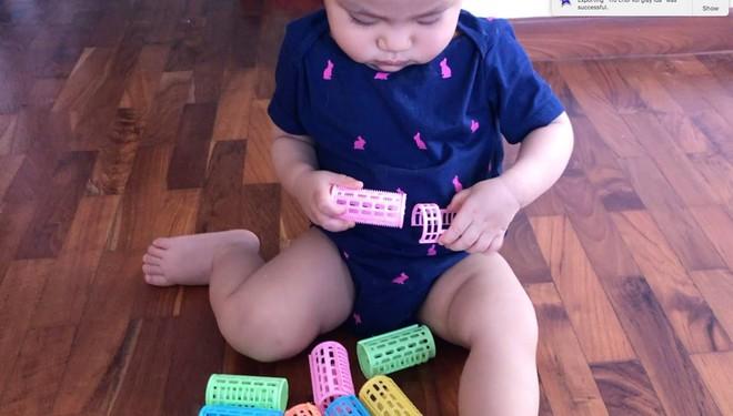 Gặp bà mẹ siêu sáng tạo hay gom rác chơi với con, lợi đủ trăm đường mà không tốn mấy đồng mua đồ chơi - Ảnh 16.