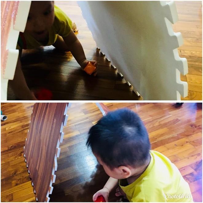 Gặp bà mẹ siêu sáng tạo hay gom rác chơi với con, lợi đủ trăm đường mà không tốn mấy đồng mua đồ chơi - Ảnh 22.