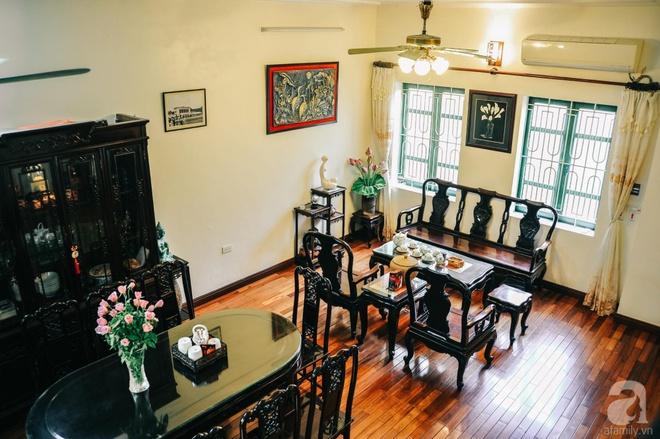 Ngôi nhà ở phố cổ Hà Nội đẹp như một bức tranh hoài niệm về quá khứ, tạo nên cảm giác yên bình và vô cùng lãng mạn - Ảnh 3.