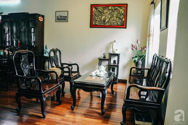 Ngôi nhà ở phố cổ Hà Nội đẹp như một bức tranh hoài niệm về quá khứ, tạo nên cảm giác yên bình và vô cùng lãng mạn - Ảnh 5.