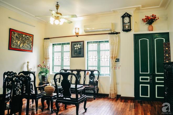 Ngôi nhà ở phố cổ Hà Nội đẹp như một bức tranh hoài niệm về quá khứ, tạo nên cảm giác yên bình và vô cùng lãng mạn - Ảnh 9.