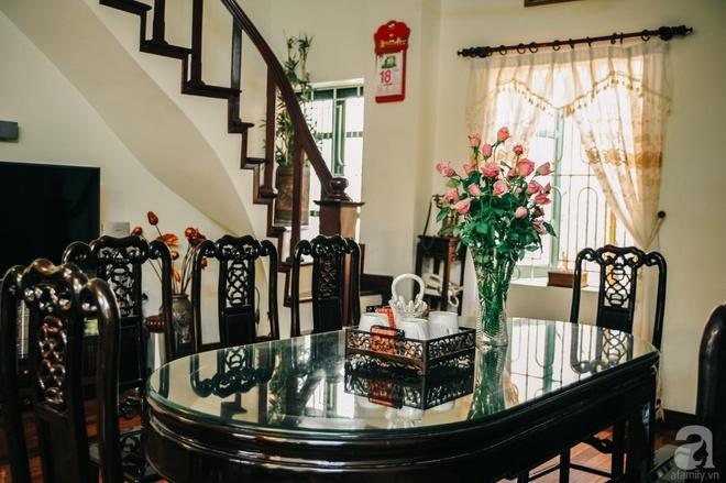 Ngôi nhà ở phố cổ Hà Nội đẹp như một bức tranh hoài niệm về quá khứ, tạo nên cảm giác yên bình và vô cùng lãng mạn - Ảnh 13.