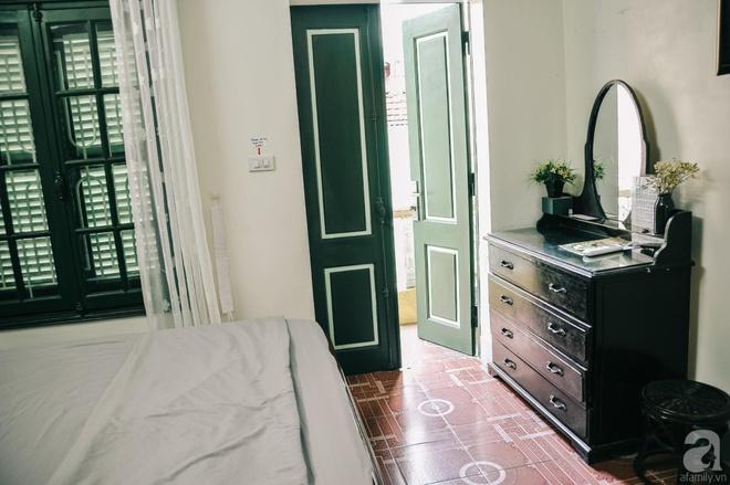 Ngôi nhà ở phố cổ Hà Nội đẹp như một bức tranh hoài niệm về quá khứ, tạo nên cảm giác yên bình và vô cùng lãng mạn - Ảnh 18.