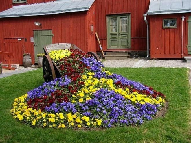 12 ý tưởng thiết kế khu vườn đẹp với biến tấu của hoa khiến bạn không thể rời mắt - Ảnh 9.