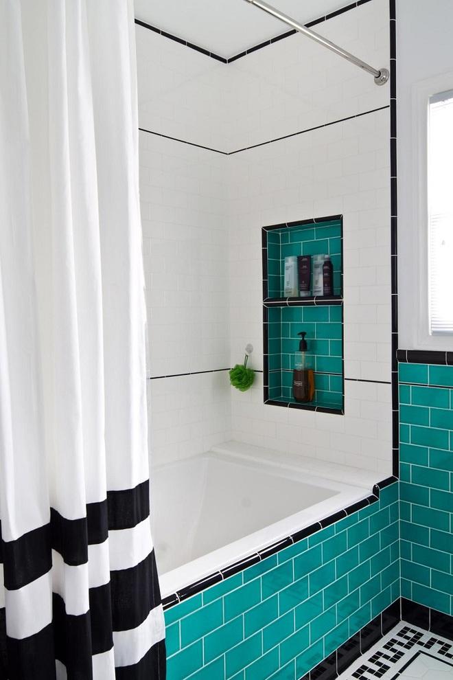 Chọn màu ngọc lam cho nhà tắm chính là xu hướng thiết kế mới nhất trong năm tới - Ảnh 3.