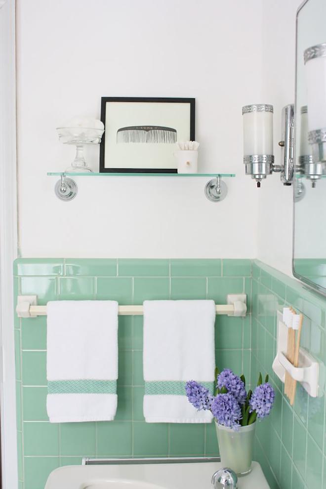 Phòng tắm sẽ dịu mát hơn đến 6 độ nhờ lựa chọn thông minh này - Ảnh 3.