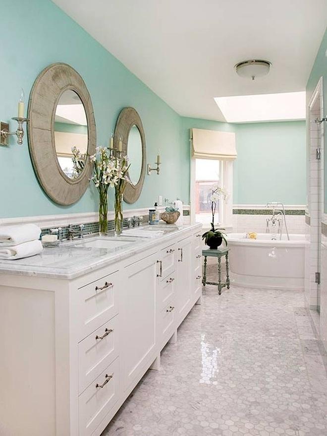 Phòng tắm sẽ dịu mát hơn đến 6 độ nhờ lựa chọn thông minh này - Ảnh 6.