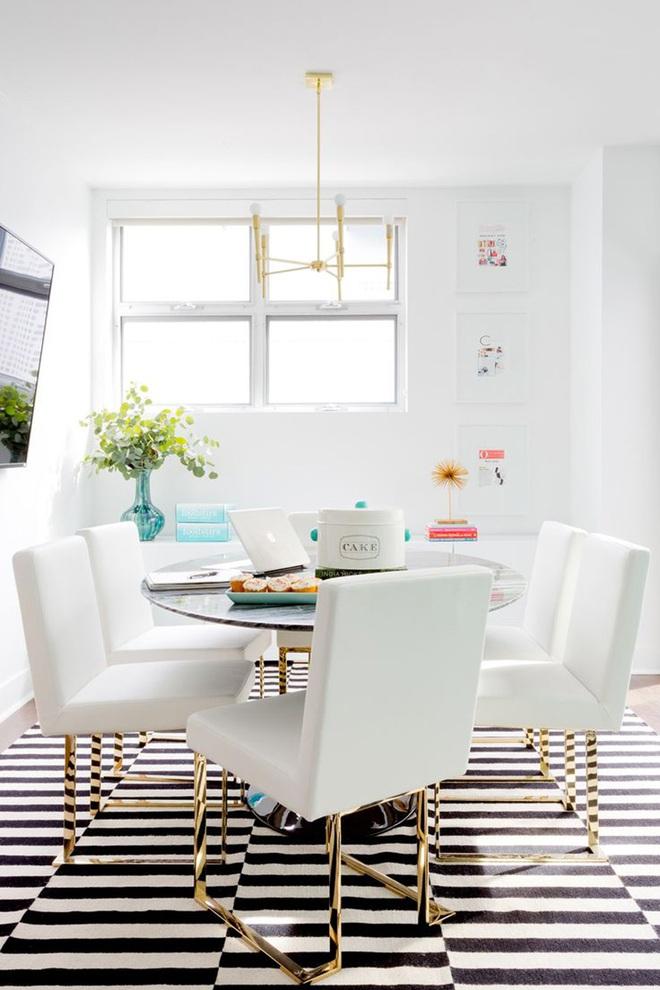 Muốn phòng ăn nhỏ nhưng vẫn thật tinh tế thì đây là lựa chọn không thể bỏ qua - Ảnh 1.