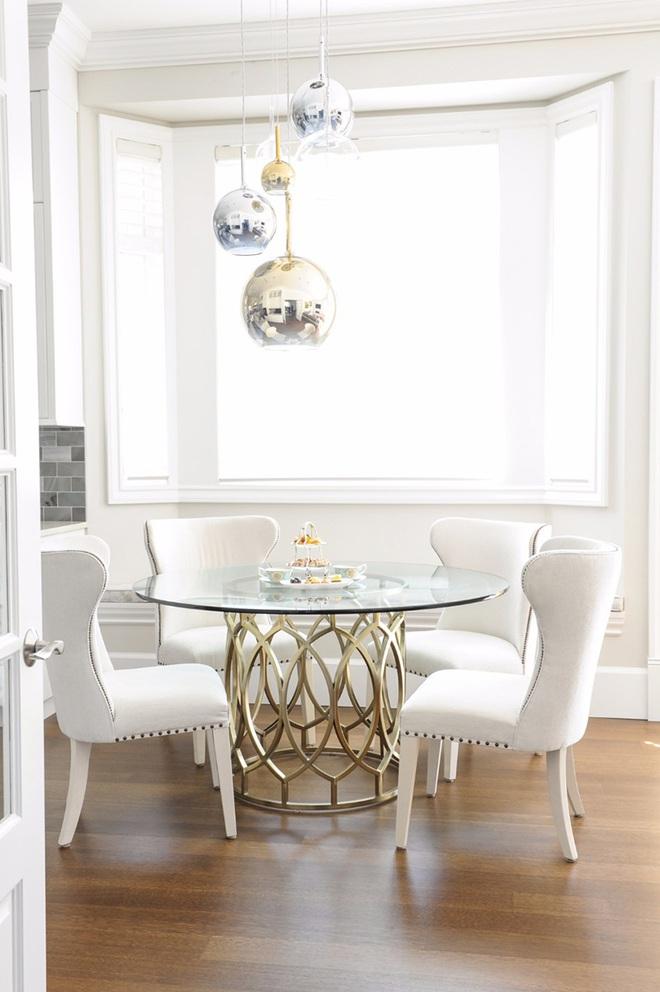 Muốn phòng ăn nhỏ nhưng vẫn thật tinh tế thì đây là lựa chọn không thể bỏ qua - Ảnh 4.