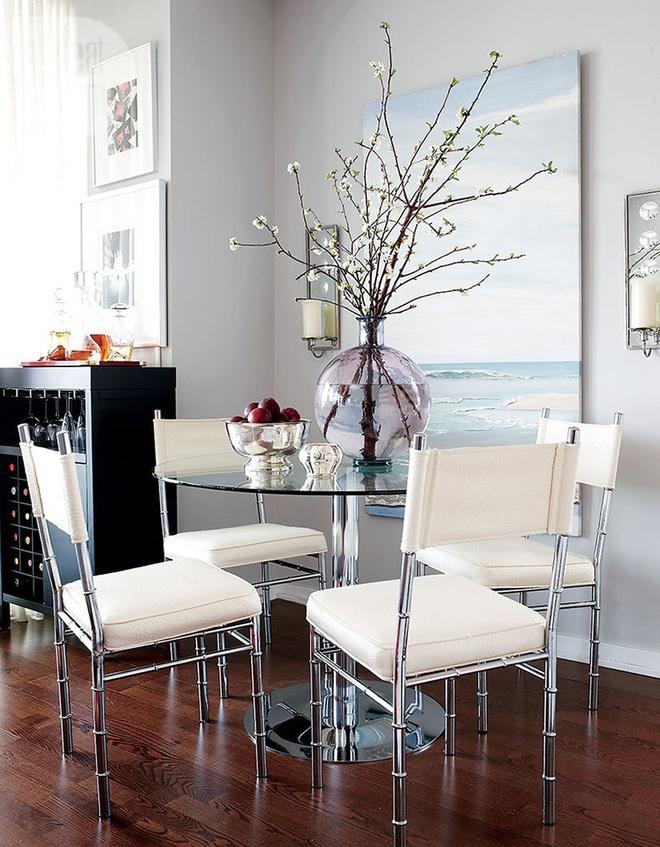 Muốn phòng ăn nhỏ nhưng vẫn thật tinh tế thì đây là lựa chọn không thể bỏ qua - Ảnh 8.