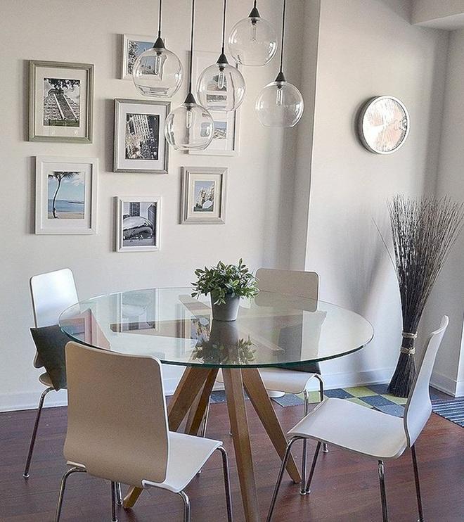 Muốn phòng ăn nhỏ nhưng vẫn thật tinh tế thì đây là lựa chọn không thể bỏ qua - Ảnh 9.