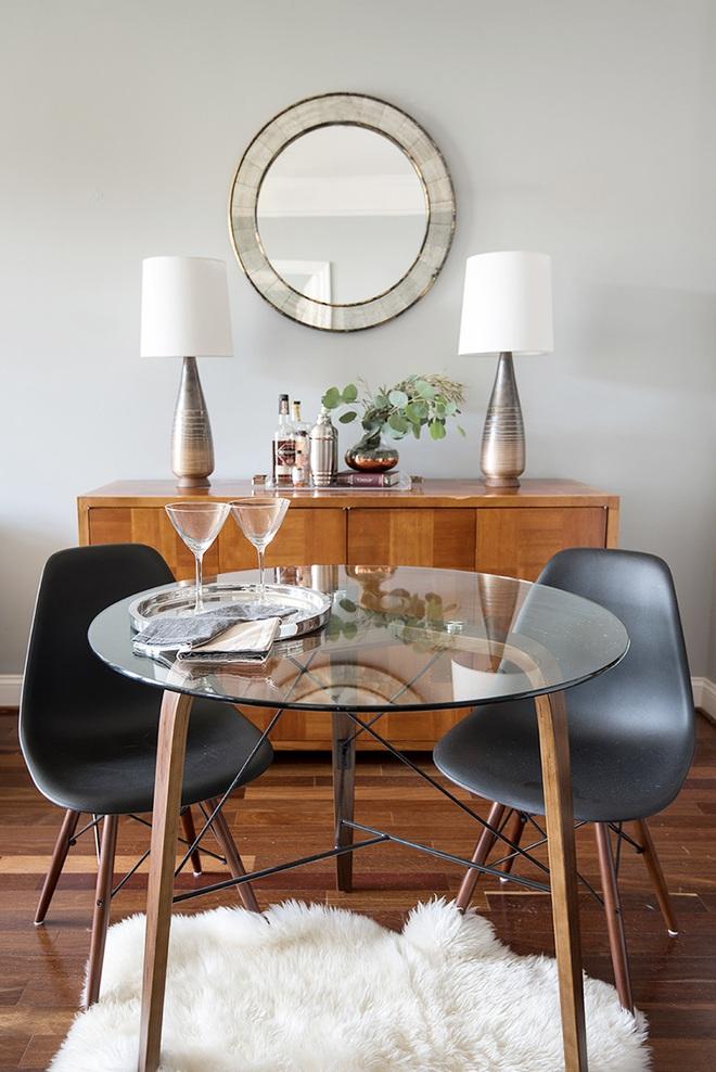 Muốn phòng ăn nhỏ nhưng vẫn thật tinh tế thì đây là lựa chọn không thể bỏ qua - Ảnh 11.