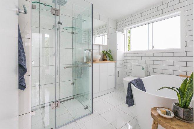 Bạn biết không, có đến 7/10 người chọn phong cách nội thất này cho nhà tắm - Ảnh 3.