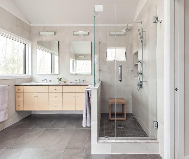 Bạn biết không, có đến 7/10 người chọn phong cách nội thất này cho nhà tắm - Ảnh 7.