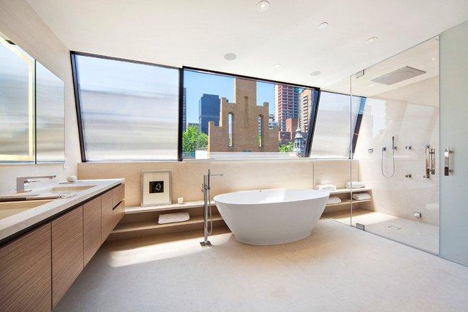Bạn biết không, có đến 7/10 người chọn phong cách nội thất này cho nhà tắm - Ảnh 14.