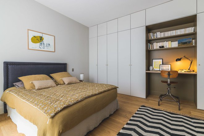 17 mẫu phòng ngủ vừa đẹp mà lại không bao giờ sợ lỗi mốt - Ảnh 11.