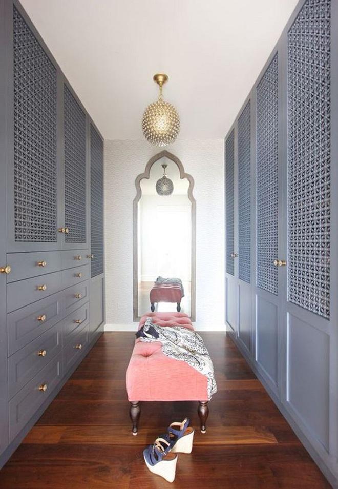 Xu hướng dùng thiết kế gỗ lưới cho nội thất trong nhà, đảm bảo đẹp không chê vào đâu được - Ảnh 5.