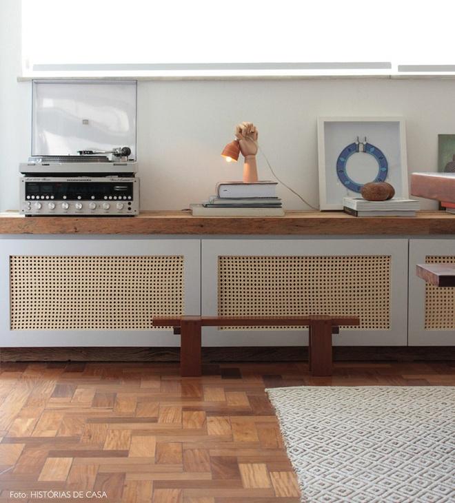 Xu hướng dùng thiết kế gỗ lưới cho nội thất trong nhà, đảm bảo đẹp không chê vào đâu được - Ảnh 11.