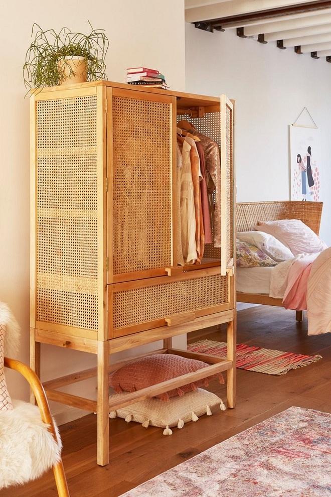 Xu hướng dùng thiết kế gỗ lưới cho nội thất trong nhà, đảm bảo đẹp không chê vào đâu được - Ảnh 13.