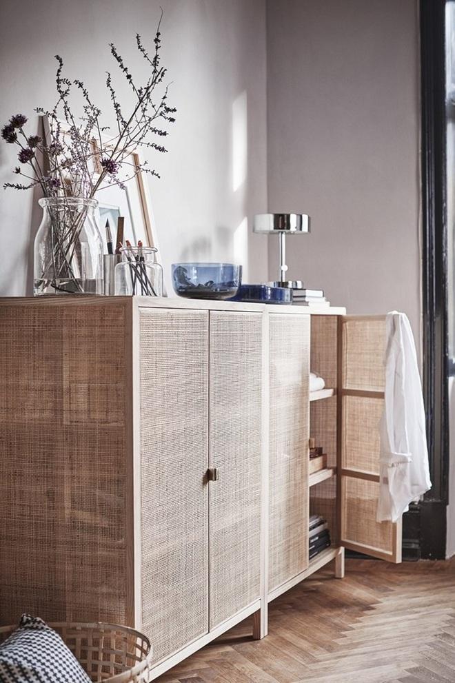 Xu hướng dùng thiết kế gỗ lưới cho nội thất trong nhà, đảm bảo đẹp không chê vào đâu được - Ảnh 16.