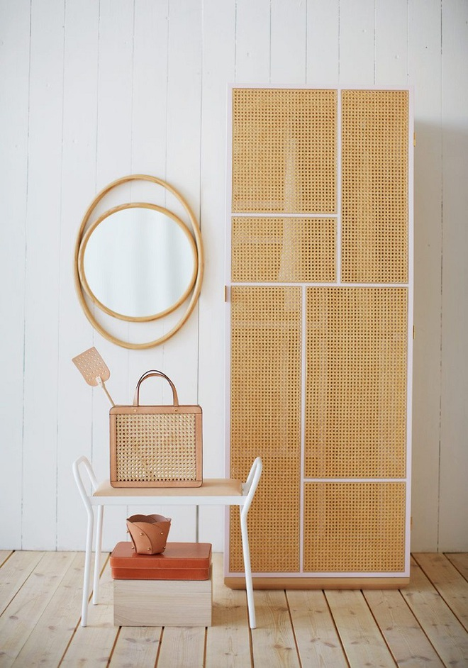 Xu hướng dùng thiết kế gỗ lưới cho nội thất trong nhà, đảm bảo đẹp không chê vào đâu được - Ảnh 17.
