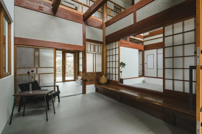 Cặp vợ chồng trẻ được thừa kế ngôi nhà truyền thống kiểu Nhật rộng gần 300m² - Ảnh 2.