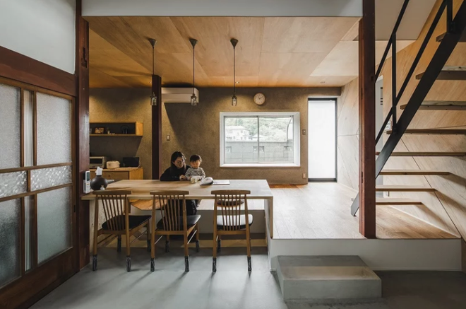 Cặp vợ chồng trẻ được thừa kế ngôi nhà truyền thống kiểu Nhật rộng gần 300m² - Ảnh 4.