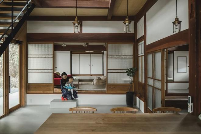 Cặp vợ chồng trẻ được thừa kế ngôi nhà truyền thống kiểu Nhật rộng gần 300m² - Ảnh 7.