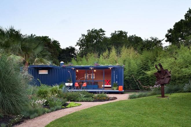 Chiêm ngưỡng 5 ngôi nhà container được giới mộ điệu đánh giá là đẹp nhất thế giới - Ảnh 11.