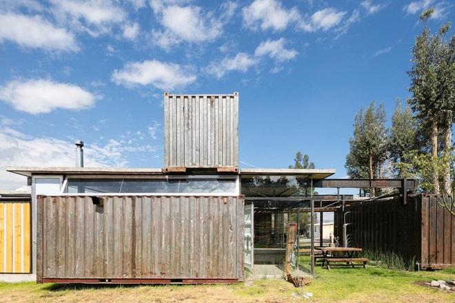 Chiêm ngưỡng 5 ngôi nhà container được giới mộ điệu đánh giá là đẹp nhất thế giới - Ảnh 12.