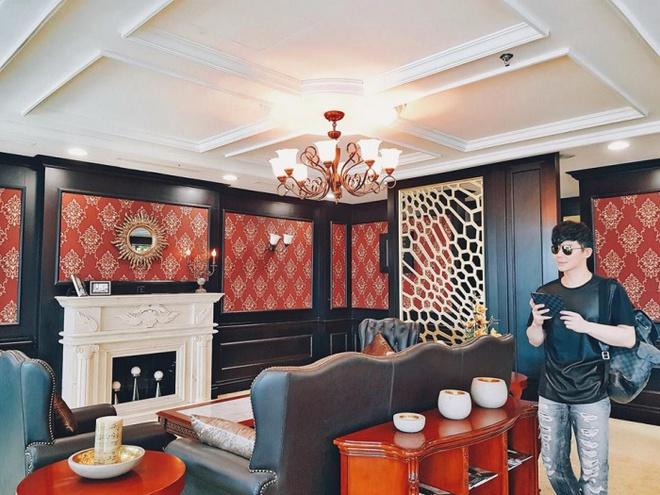Ngắm căn hộ rộng đến 200m² và khu vườn view đẹp như trong mơ của nam ca sĩ Nathan Lee ở ngay Q1, Sài Gòn - Ảnh 11.