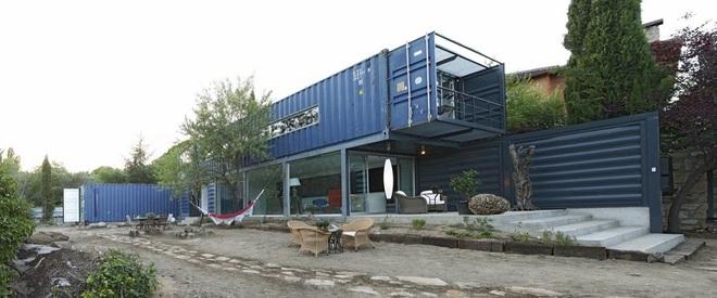 Phát sốt với 5 mẫu thiết kế cải tạo thùng container đã cũ thành nhà container vạn người mê - Ảnh 6.