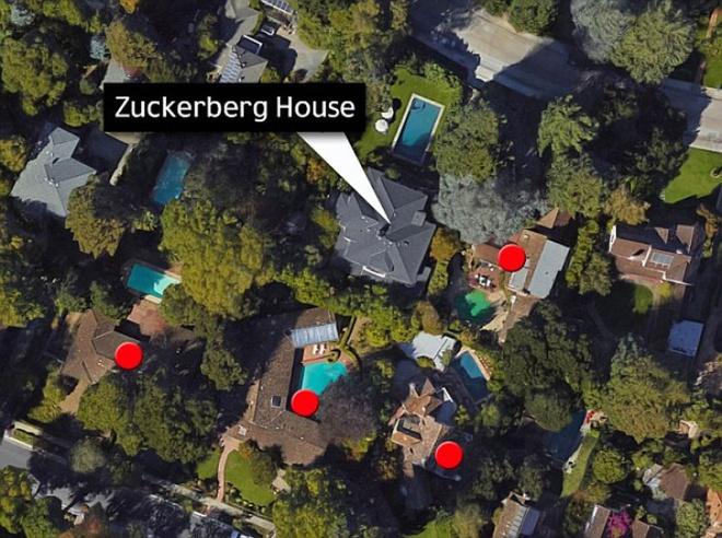 Căn biệt thự hết sức giản dị của tỷ phú Mark Zuckerberg - ông chủ mạng xã hội Facebook - Ảnh 6.