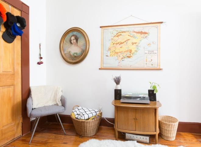 Cô gái độc thân tự trang trí căn hộ 50m² đẹp không thua gì các kiến trúc sư - Ảnh 11.