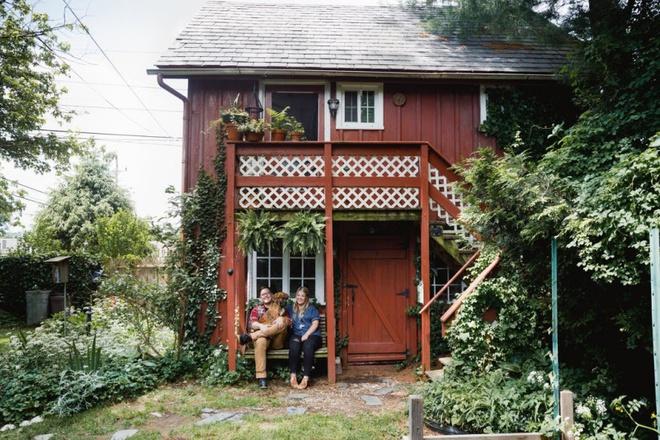 Ngôi nhà bình yên của cặp đôi trẻ bỏ nơi phồn hoa về thị trấn nhỏ xây ước mơ hạnh phúc - Ảnh 3.