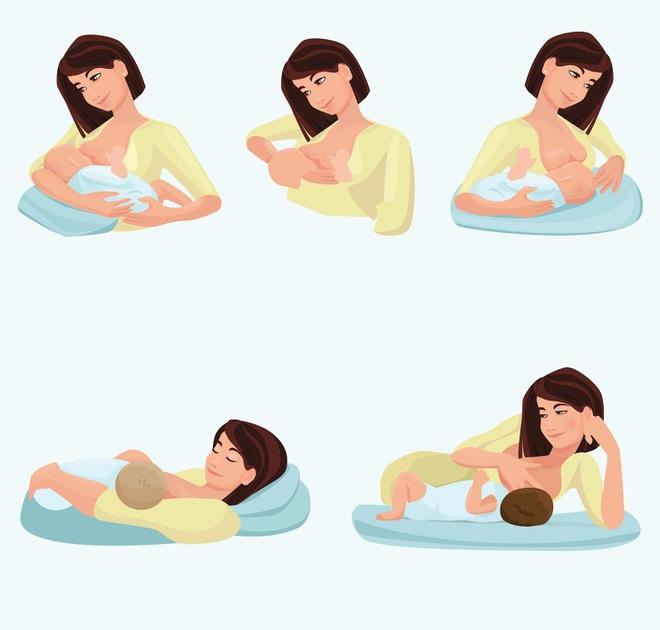 11 kĩ năng chăm sóc trẻ sơ sinh dành cho những ai lần đầu làm mẹ - Ảnh 4.