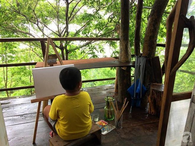 Đạo diễn trẻ bỏ Sài Gòn ra đảo sống trong căn nhà gỗ có view biển đẹp ngỡ ngàng   - Ảnh 21.