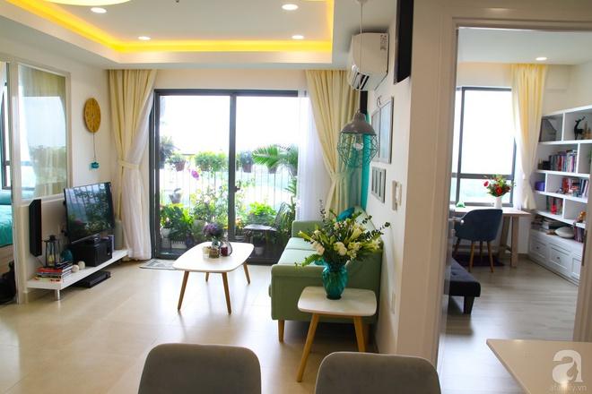 Căn hộ 73m² thoáng đãng, ngập tràn màu xanh cây cỏ ở trung tâm Sài Gòn của cô gái độc thân cá tính - Ảnh 4.