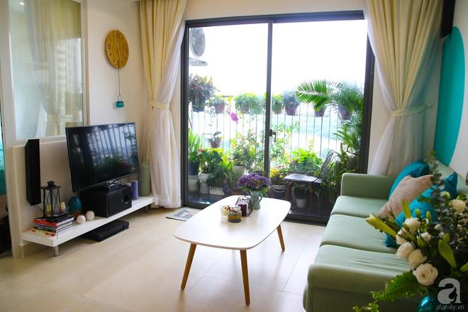 Căn hộ 73m² thoáng đãng, ngập tràn màu xanh cây cỏ ở trung tâm Sài Gòn của cô gái độc thân cá tính - Ảnh 8.