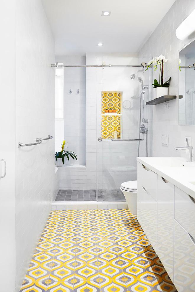 Gam màu được dự đoán hot nhất hè năm nay giờ đã phủ sóng hết căn phòng tắm của mọi gia đình - Ảnh 1.