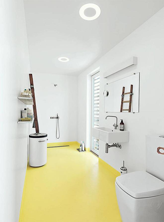 Gam màu được dự đoán hot nhất hè năm nay giờ đã phủ sóng hết căn phòng tắm của mọi gia đình - Ảnh 9.