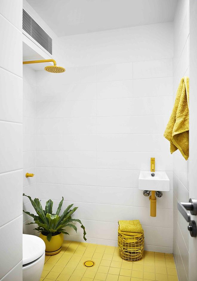 Gam màu được dự đoán hot nhất hè năm nay giờ đã phủ sóng hết căn phòng tắm của mọi gia đình - Ảnh 10.