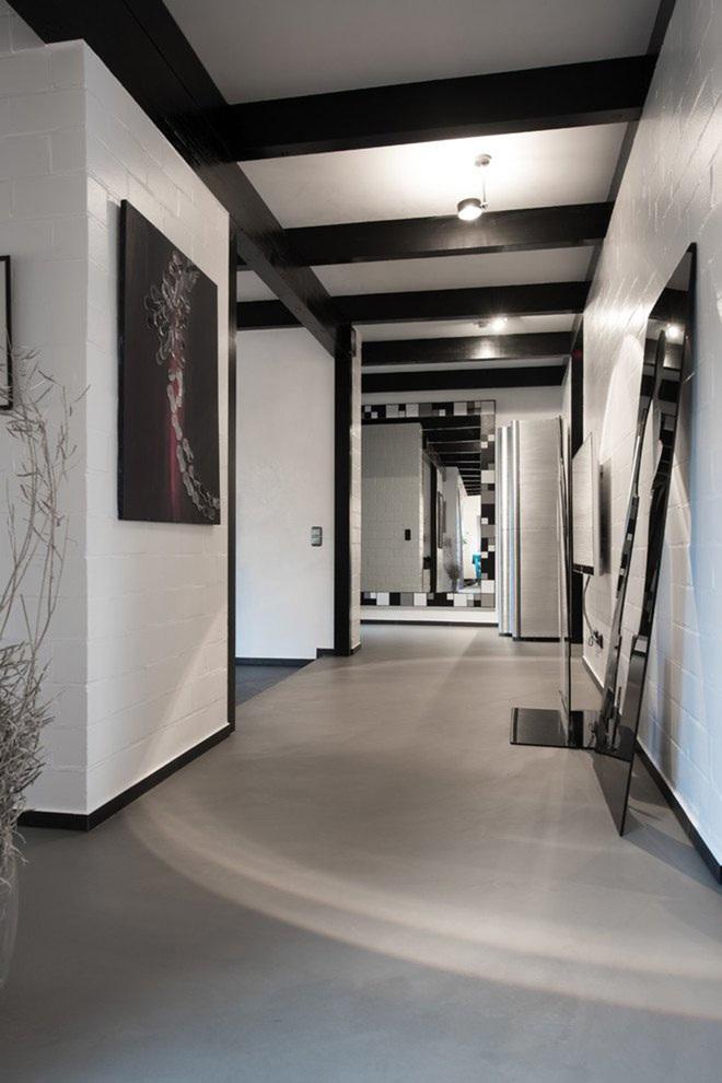 Những gợi ý tuyệt vời nhất cho những ai đã trót quên trang trí lối hành lang trong nhà - Ảnh 12.